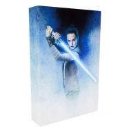 Star Wars Episode VIII - Veilleuse 3D Rey 30 cm