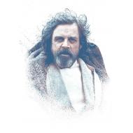 Star Wars - Poster Poster métal Successors Collection Old Luke Skywalker 32 x 45 cm