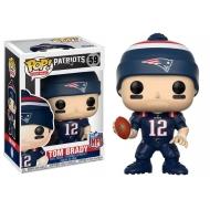 NFL - Figurine POP! Tom Brady (New England Patriots) 9 cm