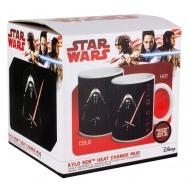 Star Wars Episode VIII - Mug effet thermique Kylo Ren