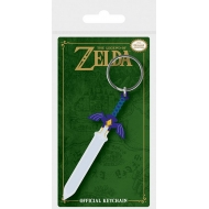 The Legend of Zelda - Porte-clés Master Sword 6 cm