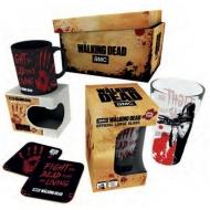Walking Dead - Coffret cadeau Bloody Hand