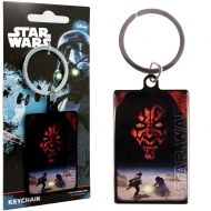 Star Wars - Porte-clés métal Darth Maul 6 cm