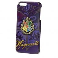 Harry Potter - Coque en PVC iPhone 6 Hogwarts Crest