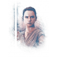 Star Wars - Poster en métal Successors Collection Rey 32 x 45 cm