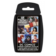 DC Comics - Jeu de cartes Top Trumps *FRANCAIS*