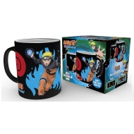 Naruto Shippuden - Mug effet thermique