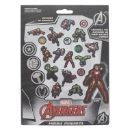 Marvel Comics - Pack aimants Avengers