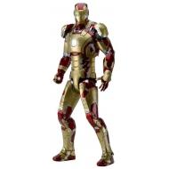 Avengers (Marvel) - Iron Man 3 figurine 1/4 Iron Man Mark XLII 46 cm