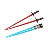 Star Wars Episode VII - Pack baguettes sabres laser Kylo Ren & Rey