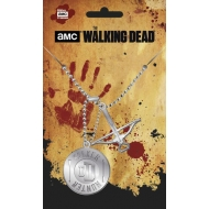 The Walking Dead - Pendentif Dog Tag Walker
