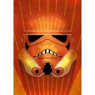 Star Wars - Poster en métal Masked Troopers Sandtrooper 32 x 45 cm