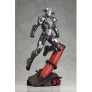 Iron Man - 3 statuette PVC ARTFX 1/6 War Machine 39 cm