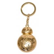 Star Wars Episode VIII - Porte-clés métal  Golden BB-8