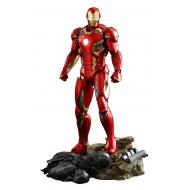 Avengers L'ère d'Ultron - Figurine MMS Diecast 1/6  Mark XLV 30 cm