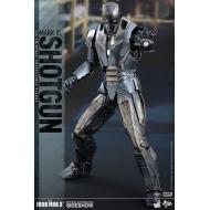 Iron Man - 3 figurine Movie Masterpiece 1/6  Mark XL Shotgun 30 cm