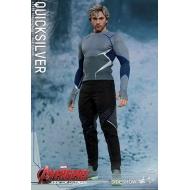 Avengers L'ère d'Ultron - Figurine Movie Masterpiece 1/6 Quicksilver 30 cm