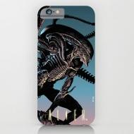 Alien - Coque iPhone 6 Xenomorph