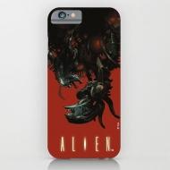 Alien - Coque iPhone 6 Xenomorph Upside-Down