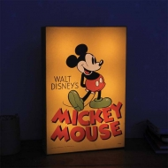 Mickey Mouse - Veilleuse Toy Box 30 cm