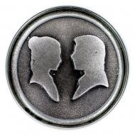 Star Wars - Cliks Badge Han Solo & Leia