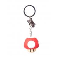 Nintendo - Porte-clés Mushroom 7 cm