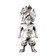 Dragon Ball - Figurine Super Absolute Chogokin Diecast Super Saiyan Goku Black 7 cm