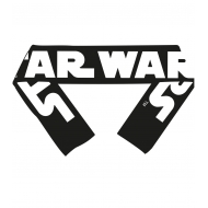 Star Wars Episode VIII - Echarpe Classic Logo