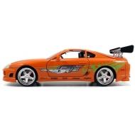 Fast & Furious - Réplique métal 1/24  Toyota Supra 1995