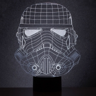 Star Wars - Lampe LED Original Stormtrooper 25 cm