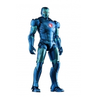 Iron Man - Figurine MMS Diecast 1/6 Mark III Stealth Mode Ver. 2015 Summer Exclusive 30 cm