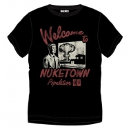 Call of Duty - T-Shirt Nuketown Population