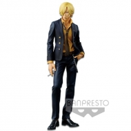 One Piece - Figurine Super Master Stars Piece Sanji 30 cm