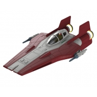 Star Wars - Maquette sonore et lumineuse Build & Play 1/44 Resistance A-Wing Fighter Red
