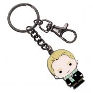 Harry Potter - Porte-clés plaqué argent Cutie Collection Draco Malfoy