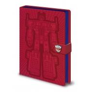 Transformers G1 - Carnet de notes Premium A5 Optimus Prime