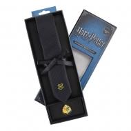 Harry Potter - Set cravate & badge Hogwarts