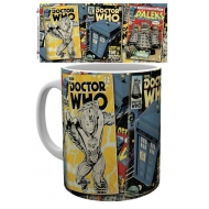 Doctor Who - Mug Comics
