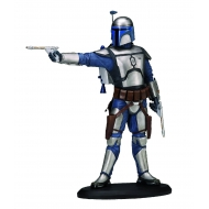 Star Wars épisode II L'Attaque des clones - Statuette Elite Collection Jango Fett 19 cm