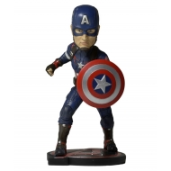 Avengers L'Ère d'Ultron - Figurine Head Knocker Extreme Captain America 18 cm