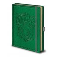 Harry Potter - Carnet de notes Premium A5 Slytherin