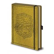 Harry Potter - Carnet de notes Premium A5 Hufflepuff