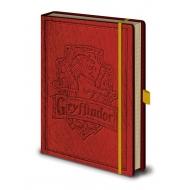 Harry Potter - Carnet de notes Premium A5 Gryffindor