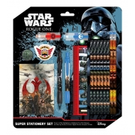 Star Wars Rogue One - Set papeterie Premium