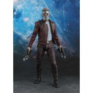 Les Gardiens de la Galaxie Vol. 2 - Figurine S.H. Figuarts Star-Lord & Explosion 17 cm