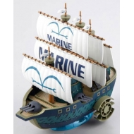 One Piece Grand Ship Collection - Figurine Plastic Model Kit Marine Ship 15 cm