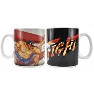Street Fighter - Mug effet thermique Honda