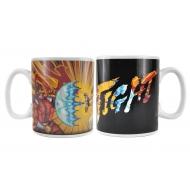 Street Fighter - Mug effet thermique Bison
