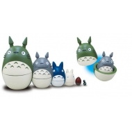 Mon voisin Totoro - Poupée russes 6 parties