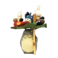 Mon voisin Totoro - Pack 17 figurines Collective 7 cm